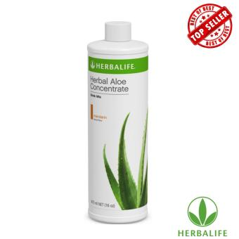 Herbalife Aloe Concentrate Mandarin Orange (473ml)