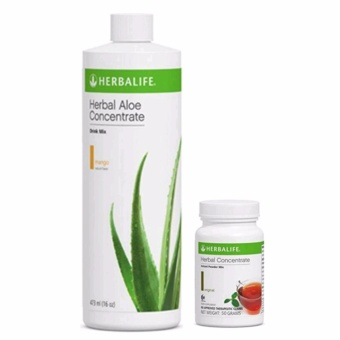 Herbalife Herbal Aloe Concentrate Mango and Tea 50g