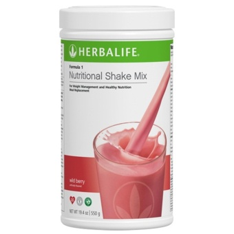Herbalife Meal Replacement Pack (Wild Berry, Aloe Mandarin Orange,Tea 50g) - 4