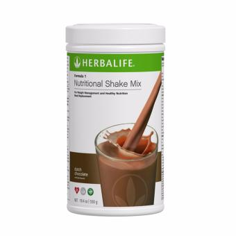Herbalife Nutritional Shake Dutch Choco Canister