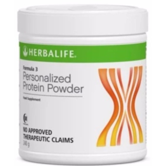 Herbalife Personalized Protein Powder F3 (Meal Replacement Shake) 240g