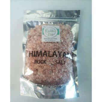 Himalayan Salt Granules 500g in Silver Pack Price Philippines