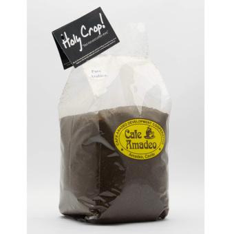 HOLY CROP PURE ARABICA GROUND COFFEE - 1/2 KILO (FOIL PACK)