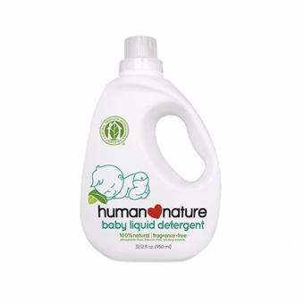 Human Nature Baby Liquid Detergent 950ml Price Philippines