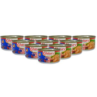 Harga Century Tuna Corned Tuna Chili 85g 102573 10's