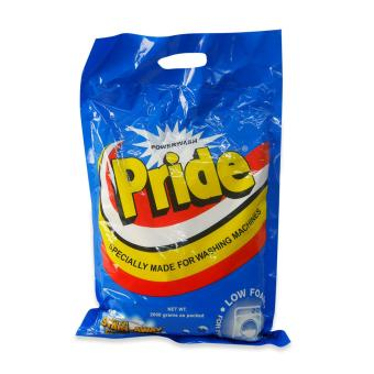 Harga Pride power wash powder 2000g 310074 1'S W32