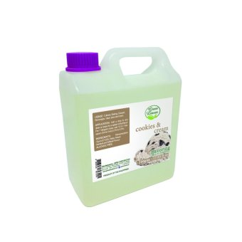 Harga Green Leaves Concentrated Cookies and Cream Flavor Essence 500g