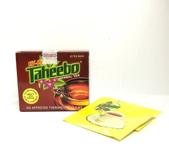Harga My Marvel Taheebo Herbal Tea 2.5g Box of 20's