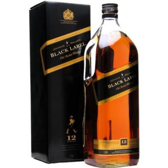 Harga Johnnie Walker Black Label 12 Year Old Magnum 3 Litres