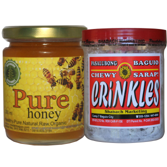 Harga Natural Pure Raw Honey Bundle With Chocolate Crinkles