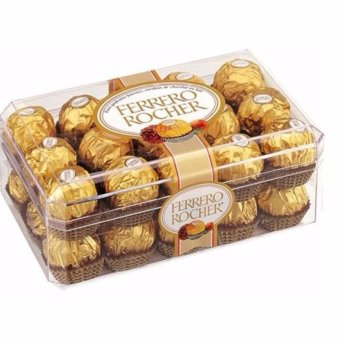 Ferrero Rocher 30 pieces Box Shape Price Philippines