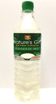 Nature's Gift Extra Virgin Coconut Oil 1000ml Price Philippines