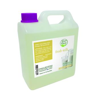 Harga Green Leaves Concentrated Fresh Milk Flavor Essence 1 Kilo