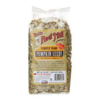 Harga Bob's Red Mill Raw Pumpkin Seeds, 24 Ounce (clear)