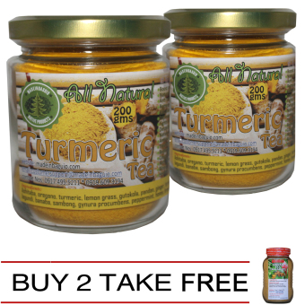 Harga All Natural 16 in 1 Turmeric Tea Buy 2 Take 1 Organic Ginger Tea