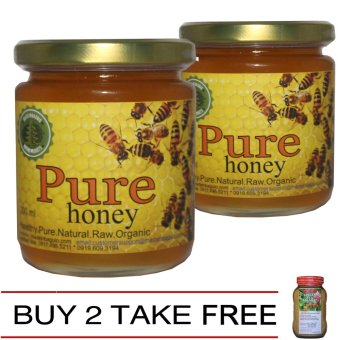 Harga Natural Pure Raw Honey Buy 2 take 1 Organic Ginger Tea