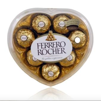 Ferrero Rocher 8 Pieces Heart Shape Price Philippines