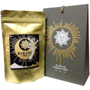 Kape Coffee Co.'s Designer COFFEE GIFT PACK The Story of Philippine Coffee (100g premium Barako coffee) Price Philippines