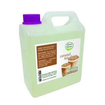 Harga Green Leaves Concentrated Multi-purpose Caramel Macchiato Flavor Essence 1Kg
