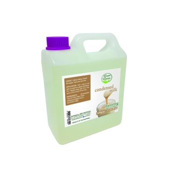Harga Green Leaves Concentrated Condensed Milk Flavor Essence 500g