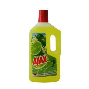 Harga Ajax multi-purpose cleaner lime fresh 1L 206337 1'S W32