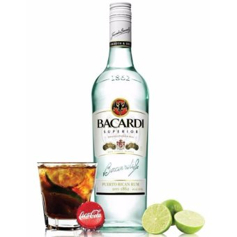 Harga Bacardi Superior White Rum 750ml