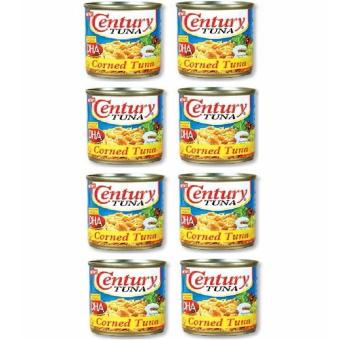 Harga Century Corned Tuna 100g - Set of 8