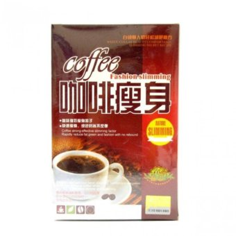 Coffee Fashion Slimming 10g (19 sachets) Price Philippines