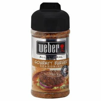 Harga WEBER BURGER SEASONING 8 OZ