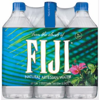 Harga FIJI NATIONAL ARTISAN WATER 6/1L