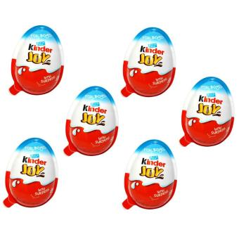 Kinder Joy for Boys 20g - Set of 6 Price Philippines