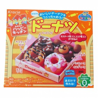 Kracie Happy Kitchen Donut Making Kit Price Philippines