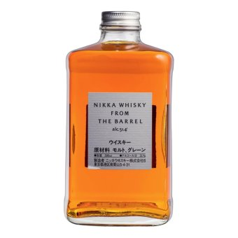 Harga Nikka Whisky From The Barrel 500ml./ 51.4% alc./vol. (No Age Statement)