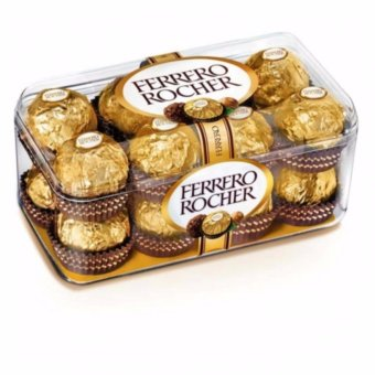 Ferrero Rocher 16pcs Box Shape Price Philippines