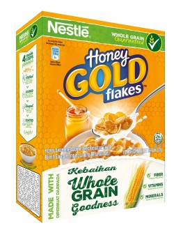 Harga HONEY GOLD Cereal 220g (Pack of 2)
