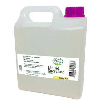 Harga Green Leaves Concentrated Super Sweet Liquid Sucralose 1 Kilogram