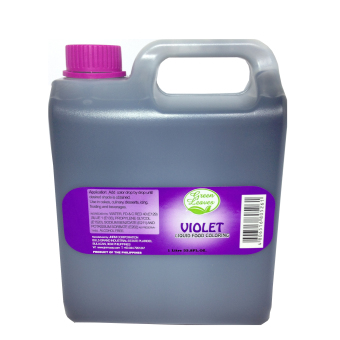 Harga Green Leaves Concentrated Violet Liquid Food Color 1 Kilo