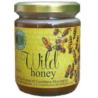 Harga Natural Cordillera Wild Honey (Gold/Raw )
