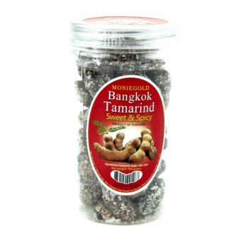 MONIEGOLD SWEET & SPICY Bangkok Tamarind 190g Price Philippines