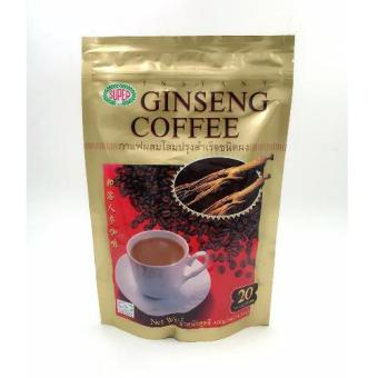 Harga Super Ginseng Coffee 20sachets