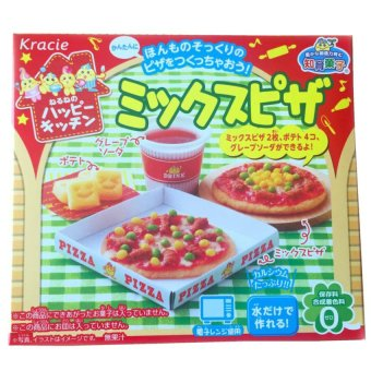 Kracie Happy Kitchen Pizza Making Kit Price Philippines