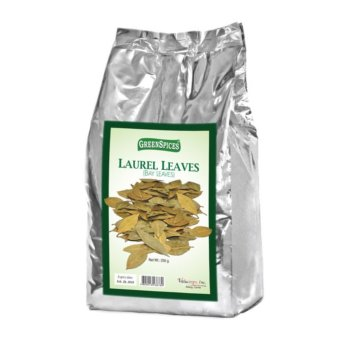 Harga Greenspices laurel leaves 250g