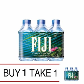Harga Fiji National Artisan Water 6/500ml Buy 1 Take 1