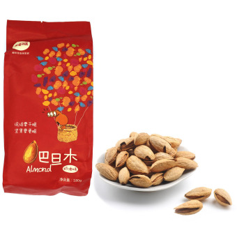 Harga Be & Cheery Roasted Shelled Almond Snack (180g)