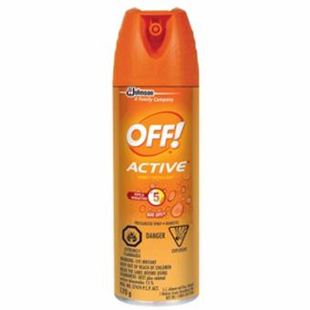 Off Insect Repellent Active 170g Price Philippines