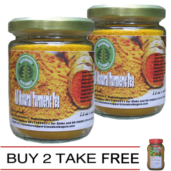 Harga All Natural 12 in 1 Turmeric Tea Buy 2 Take 1 Organic Ginger Tea