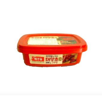 Harga Korean Red Pepper Paste Gochujang 200gm