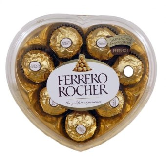 Ferrero Rocher 8pcs (Heart Shape) Price Philippines