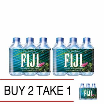 Harga Fiji National Artisan Water 6/500ml Buy 2 Take 1
