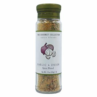 The Gourmet Collection Garlic & Onion Spice Blend 156g Price Philippines